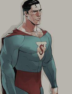 Classic Superman - Otto Schmidt