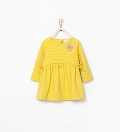 PLEATED DRESS-Dresses-Baby girl (3 months - 3 years)-KIDS | ZARA United States