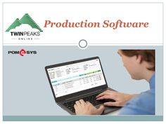 Production Software for Bakeries  With POMeSYS bakery software, your bakery will save time and streamline procedures, whether you sell your products wholesale, retail, or both. A great software program is like having an administrative assistant who works 24 hours a day and never misplaces an order