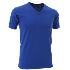 FLATSEVEN Mens V-Neck Cotton T-Shirts ($20) ❤ liked on Polyvore featuring men's fashion, men's clothing, men's shirts, men's t-shirts, mens vneck shirts, mens t shirts, mens cotton t shirts, mens cotton shirts and mens v neck shirts