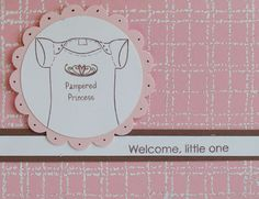 Onesie - Welcome Little Girl
