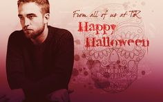 Happy Halloween - Robert Pattinson wallpaper