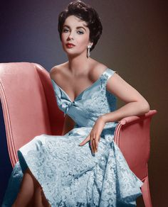 Elizabeth Taylor - simply exquisite timeless style. She was a brand, everyone knew her for her products, she was an icon in fashion, film and art. Taylor was recognized for her acting ability and for her glamorous lifestyle, beauty and distinctive dark blue eyes.