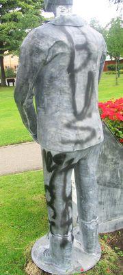 vandalised sculptures - Google Search