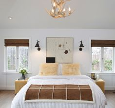 The Peak of Tres Chic: Needing, Wanting, Loving: Swing-Arm Library Sconces
