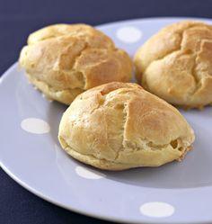 Gougères au maroilles - Recettes de cuisine Ôdélices