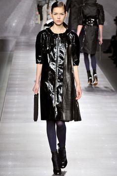 Fendi Fall 2012 Ready-to-Wear