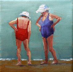 Carol Carmichael Paints yeah, I think it is a bunion 6x6