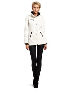 Jessica Simpson Women`s Cinched Back Softshell Jacket - Listing price: $180.00 Now: $126.00 + Free Shipping