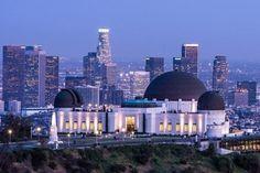 Randonnée dans les collines d'Hollywood à Los Angeles