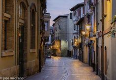 Calle San Agustin Logroño by José Medrano Martín on 500px
