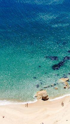 Nazaré beach, Leiria district_ Portugal