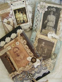 Cool ideas for the vintage family photos...