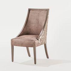 Caramelo Side Chair 740 - Adriana Hoyos Furnishings