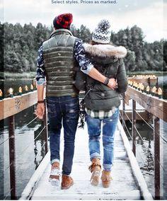American Eagle - winter style