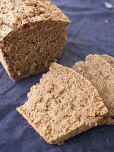 super brød uten egg, hvete, melk, gjær, nøtter og olje !!