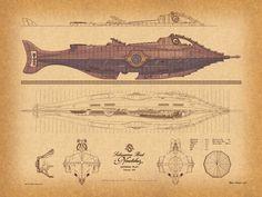 David McCamant   Nautilus Exterior Plan