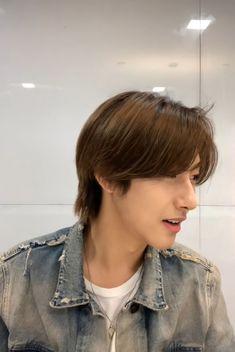Huang Renjun, Taeyong, Boyfriend Material, Nct 127, Nct Dream, Idol, Hair Cuts, Hair Styles, People