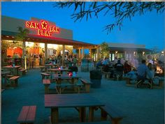 San Tan Flats - Family friendly spot. Relax by a campfire under the stars. Have a steak, burgers, roast some marshmallows