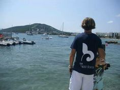 Beware Beach staat te popelen om te kitesurfen op #Ibiza
