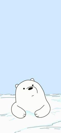 Cute Panda Wallpaper, Cute Tumblr Wallpaper, Cartoon Wallpaper Iphone, Bear Wallpaper, Cute Patterns Wallpaper, Iphone Background Wallpaper, Cute Disney Wallpaper, Aesthetic Iphone Wallpaper, We Bare Bears Wallpapers