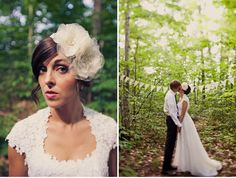 Michigan Vineyard Wedding | http://greenweddingshoes.com/a-michigan-vineyard-wedding-suzy-john/