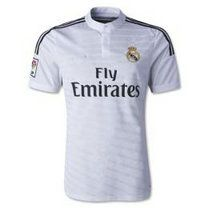14-15 Real Madrid Football Shirt Cheap Home Jersey (Player Version) 14-15  Real Madrid Football Shirt Cheap Home jerseys(Player Version) 90ec29ef3