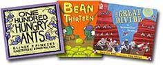 Cute kids books for teaching division