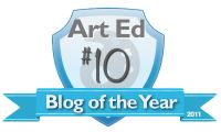 The Art of Ed. Great site for an art teacher by an art teacher  http://theartofed.com/
