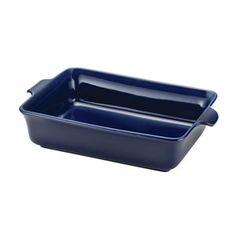 Anolon Vesta Stoneware Baking Dish in Cobalt Blue