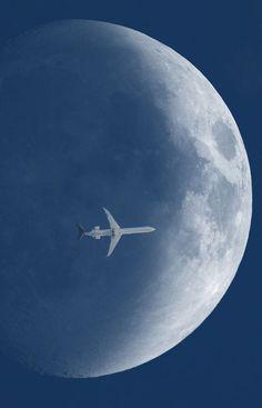 Moon Flight #6