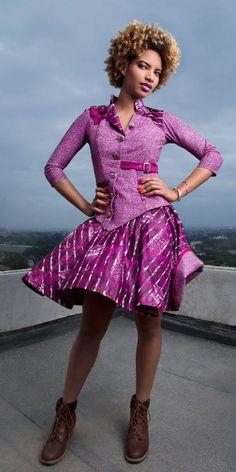 woodin-revolution ~African fashion, Ankara, kitenge, African women dresses, African prints, Braids, Nigerian wedding, Ghanaian fashion, African wedding ~DKK