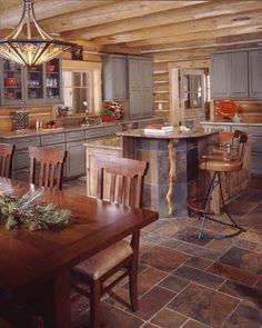 Dreaming !!!!!!!: Kitchens- Rustic, modern ...