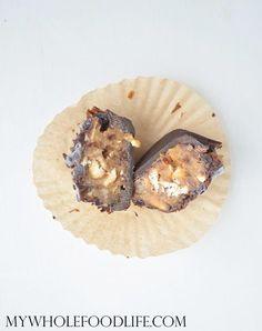 Homemade Snickers Bites (via Bloglovin.com )
