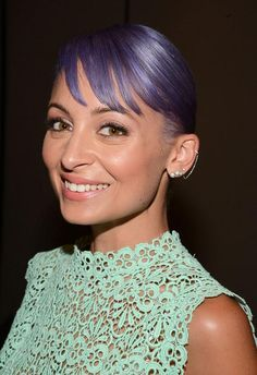 Reality TV star and entrepreneur Nicole Richie at Licensing Expo
