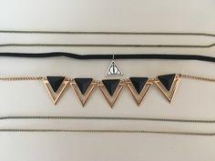 Organiza tus collares y adiós a los líos Bags, Fashion, Hangers, Necklaces, Home, Handbags, Moda, Fashion Styles, Taschen