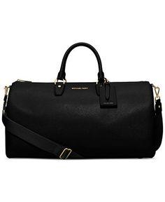 a9123f6587ba MICHAEL Michael Kors Jet Set Large Weekender - Handbags  amp  Accessories -  Macy s Michael Kors