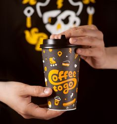 "Check out this @Behance project: ""Coffee  to Go"" https://www.behance.net/gallery/20876947/Coffee-to-Go"