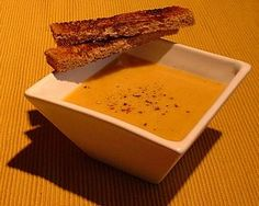 Spicy Jamaican Pumpkin Soup - This was one of my very favorite things we enjoyed on our recent trip to Jamaica and I am DETERMINED to replicate it this winter...  http://www.soupsisters.org/recipe/10.04.02_Christine.C.pdf