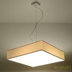 Lustra / Pendul design modern HORUS 45 negru SL.0133 - Corpuri de iluminat, lustre, aplice