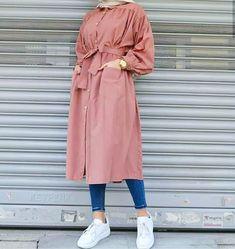 Stylish Hijab, Modest Fashion Hijab, Modesty Fashion, Girls Fashion Clothes, Fall Fashion Outfits, Sweater Fashion, Islamic Fashion, Muslim Fashion, Hijab Wedding