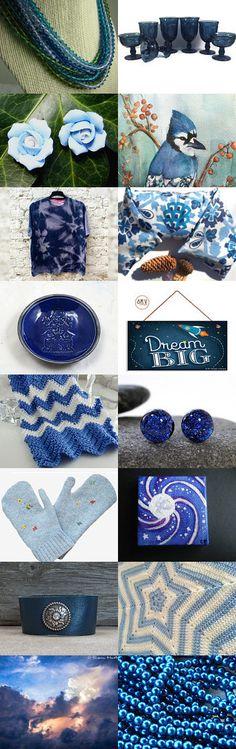 January Blues by Karina Scott on Etsy--Pinned with TreasuryPin.com