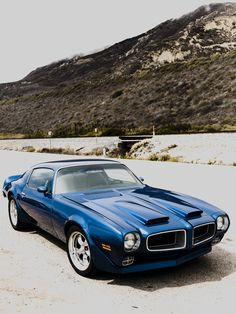 Pontiac Firebird...I like the Formula scoops better than the Trans Am shaker on the '70 - '73 models. Bucket list car for sure.