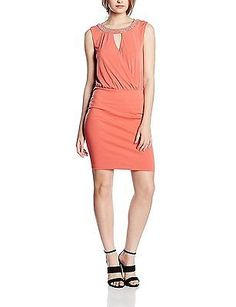 XS/S (Manufacturer size: XS), Pink (Faded Rose), ONLY Women's Onlzigga S/L Jrs D