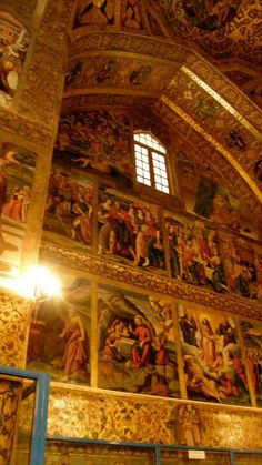 Vank - Armenian cathedral of Isfahan, in Iran. Read more: http://www.imperatortravel.com/2012/11/iran-discovering-the-traces-of-old-persia-in-the-islamic-republic-episode-8-the-armenian-district-in-isfahan.html