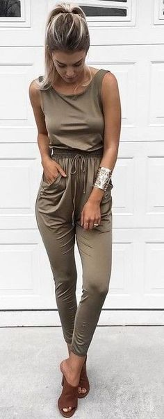 When I Say Jump(suit) You Say How High?| Romper| Outfits| Style