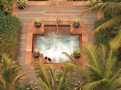 Jungle bath~  peace~~