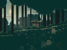 Videogames as Art: Superbrothers: Sword & Sworcery EP Superbrothers: Sword & Sworcery EP is a videogame collaboration between Toront...