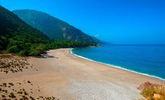 #Kidrak Beach in #Oludeniz #Fethiye #Turkey