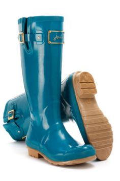 Joules. Wellies